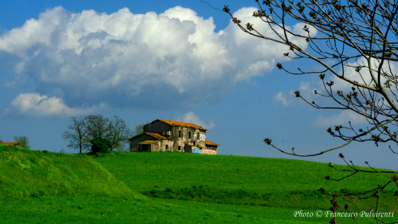 Photograph Antichi Poderi-(Old Farms) by Francesco Pulvirenti on 500px