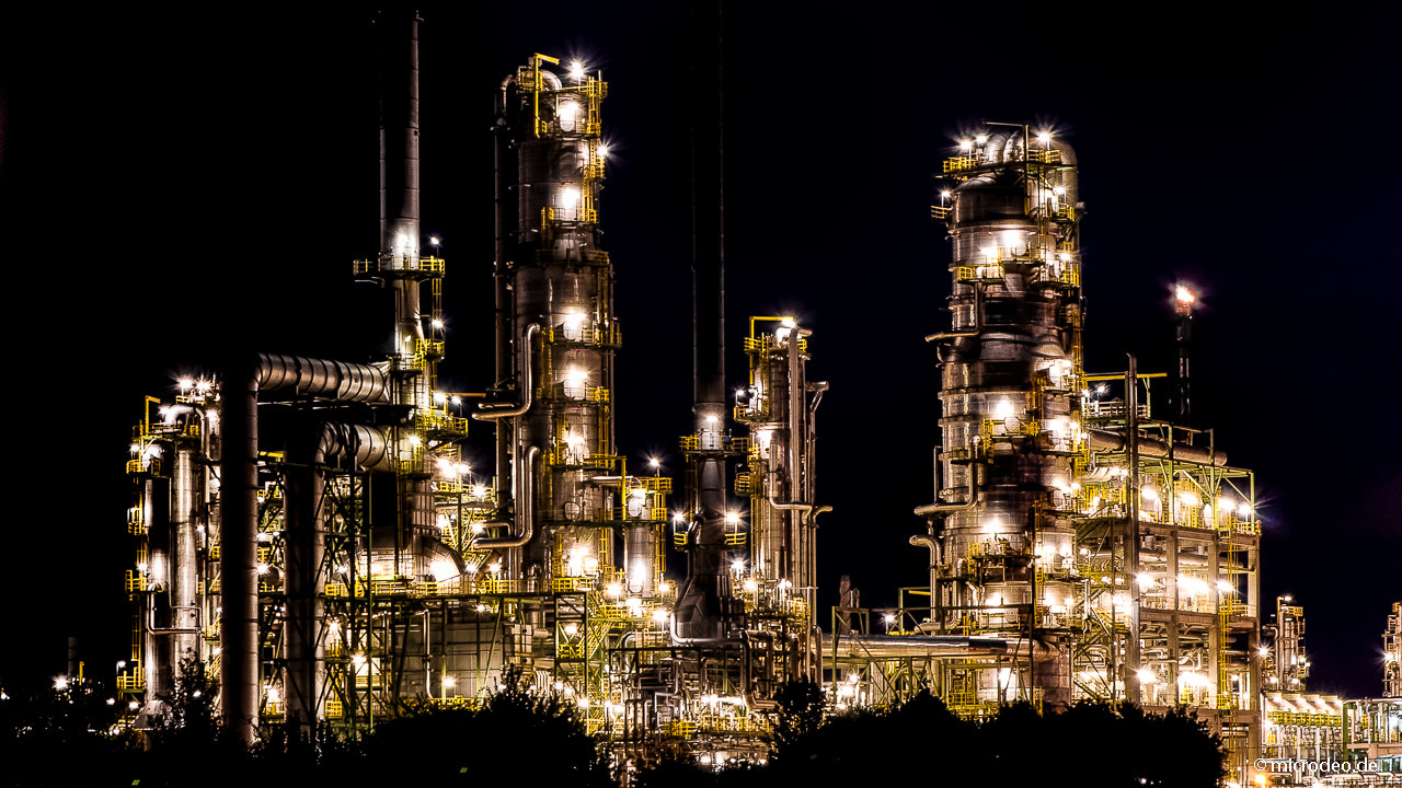 Photograph The Chemical Brothers of Leuna by Marco Teubner on 500px