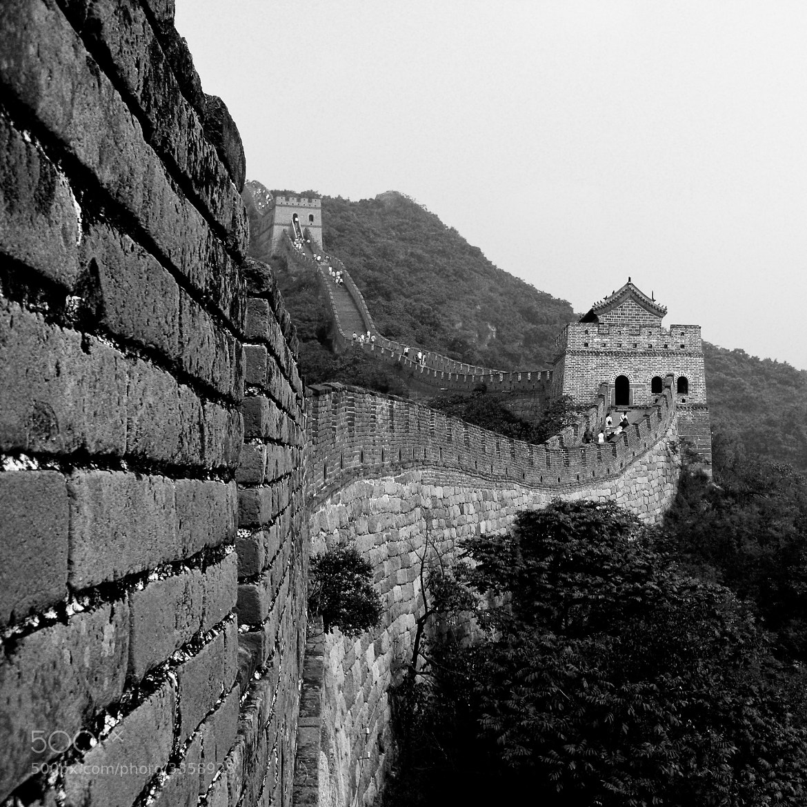 Photograph Great Wall by Alex Drl on 500px
