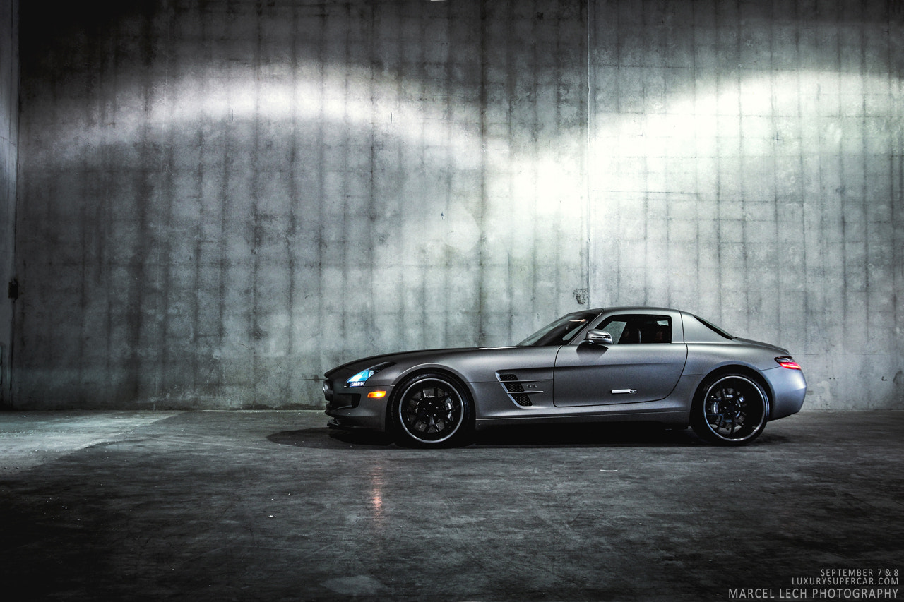 Photograph SLS AMG by Marcel Lech on 500px