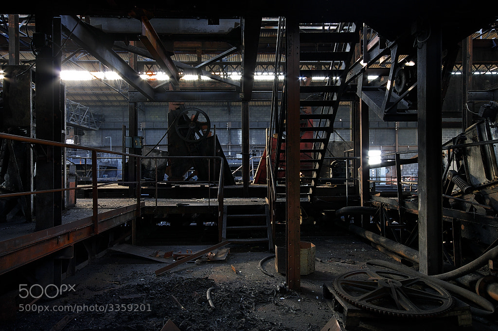 Photograph Raw Steel by Bolido .. on 500px