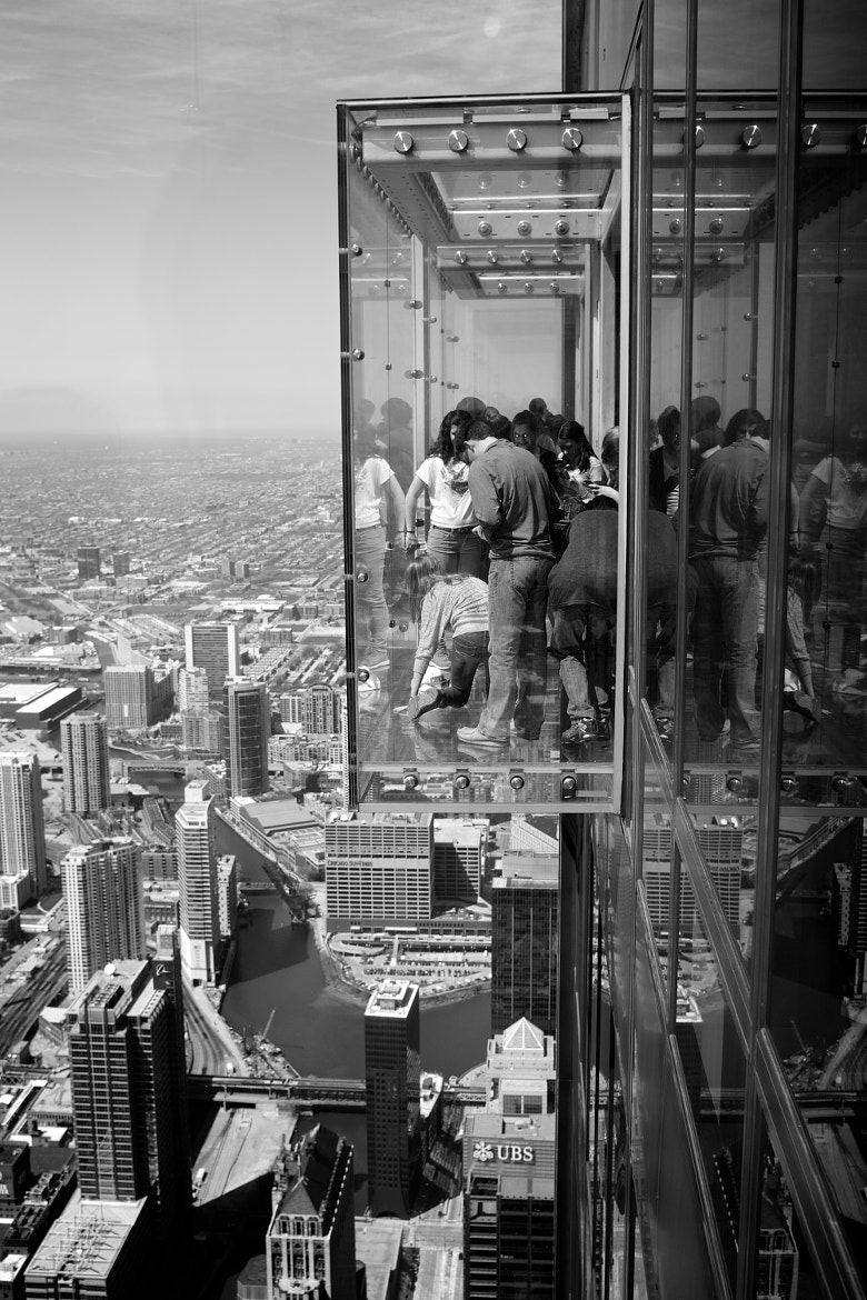 Photograph Willis Tower View by Adrian Lee on 500px