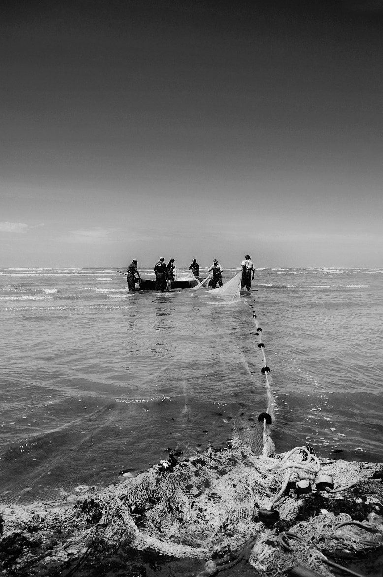 Photograph The fishermen by Red Stallion on 500px