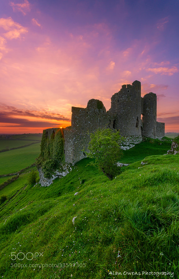 Photograph Roche Castle II by Alan Owens on 500px