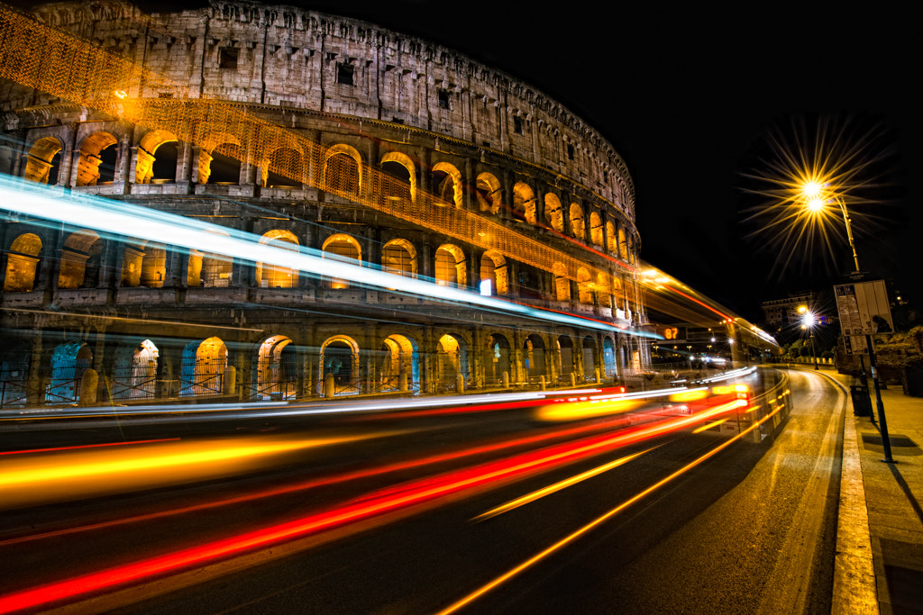 Photograph Colosseo by Matteo Musetti on 500px