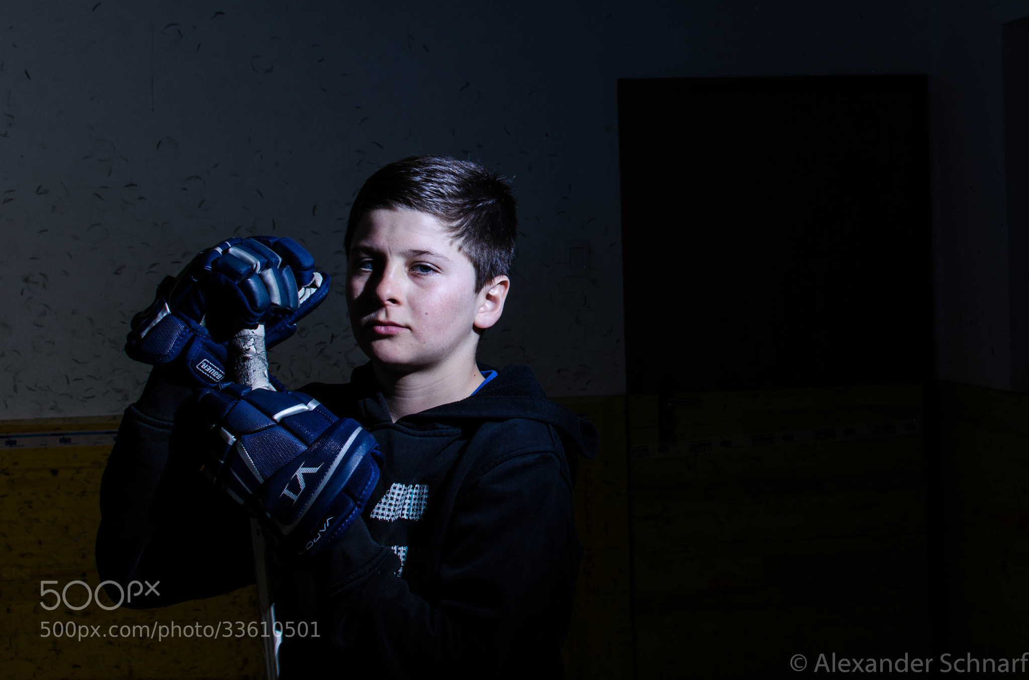 Photograph HockeyBoy by Alexander Schnarf on 500px