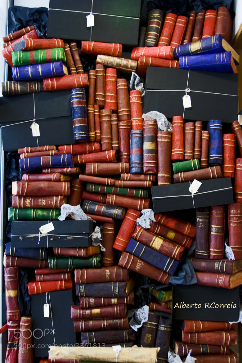 Photograph Books by Alberto Correia on 500px