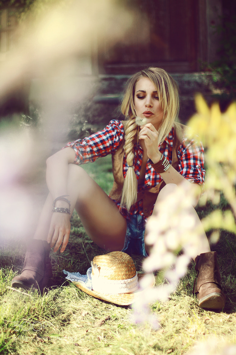 Photograph Texas Girl by Olga Palet on 500px