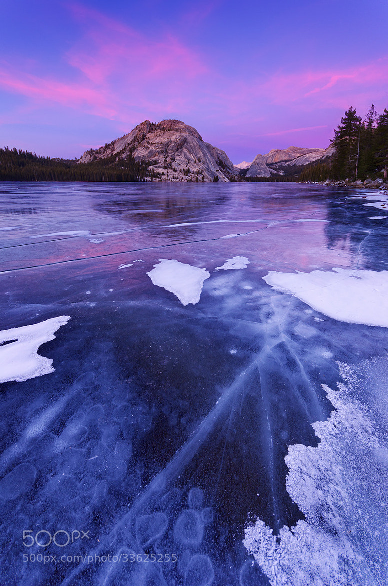 Photograph Frigid Fractures by Jeff Swanson on 500px