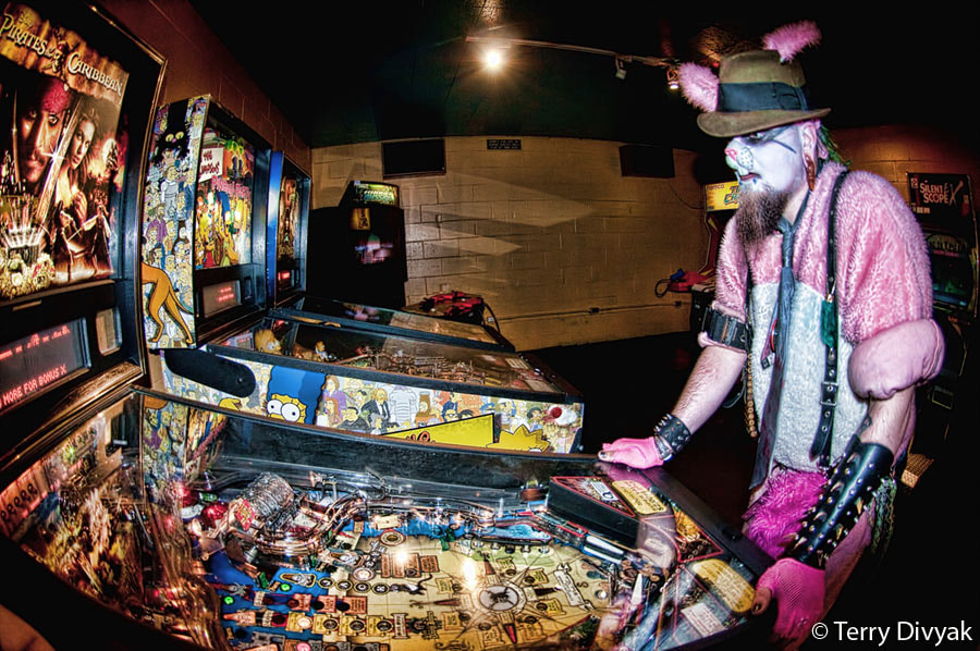 Photograph Pinball Wizard by Terry Divyak on 500px