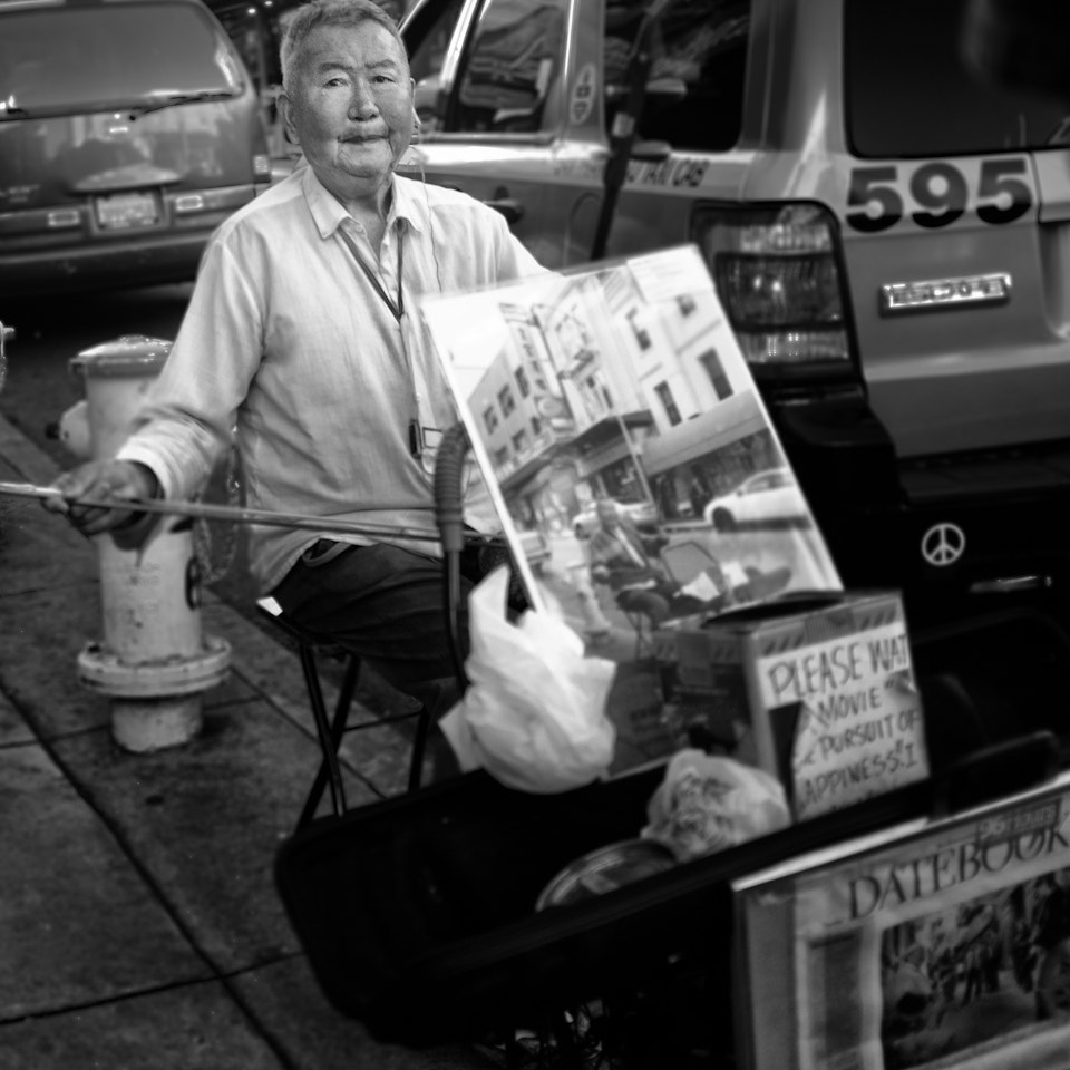 Photograph Street musician I by Ton Roque on 500px