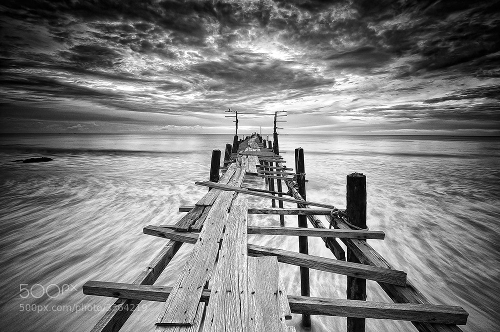 Photograph The Last Checkpoint by Nutthavood Punpeng on 500px