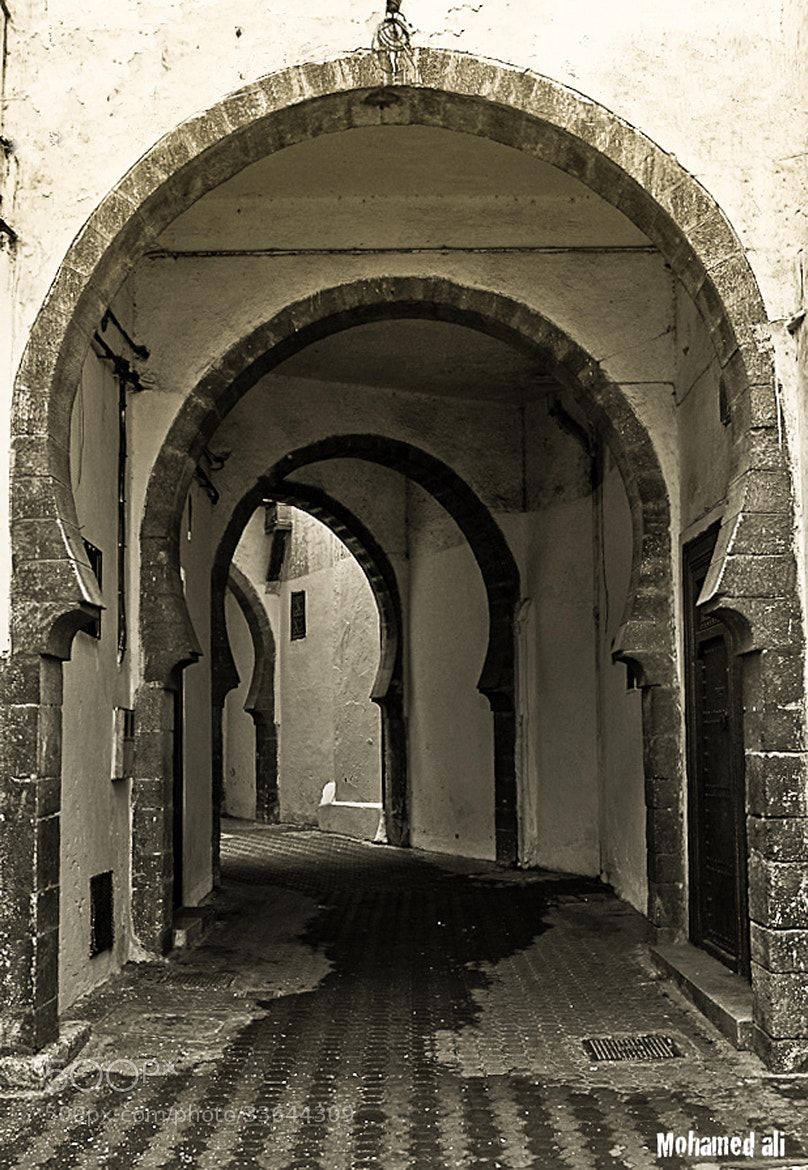 Photograph Anciens passages by Mohamed Ali Lyamani on 500px