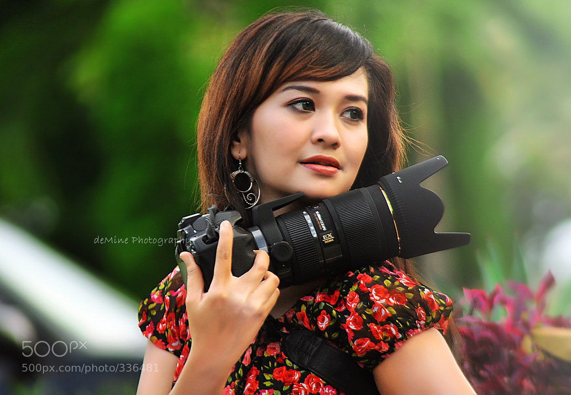 Photograph :: Tia :: by Yudhisa Putra on 500px