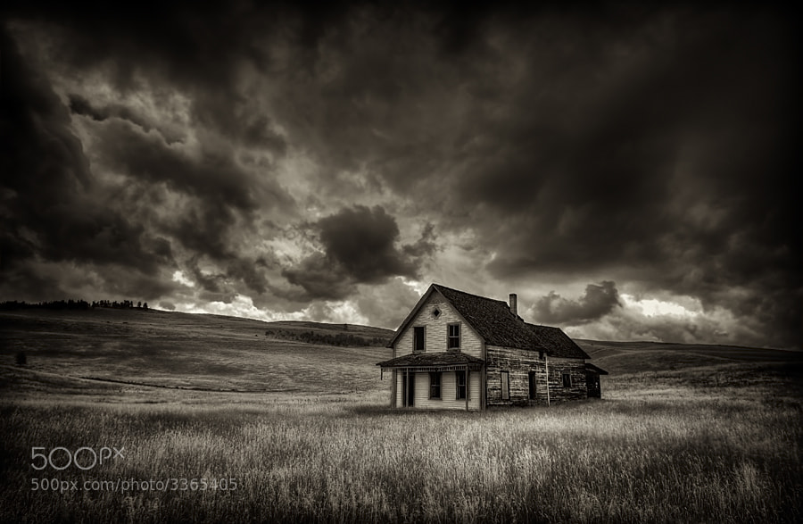 Photograph Little House by Dan Newcomb on 500px