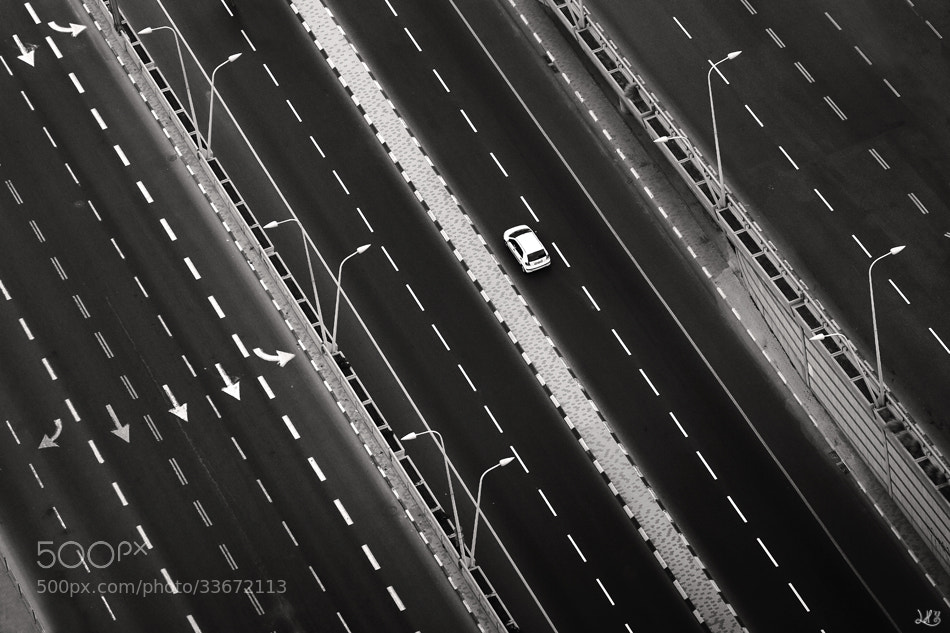 Photograph Ways ...  by Liron Ha on 500px