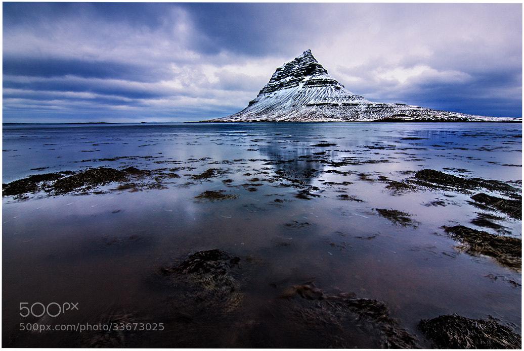 Photograph Kirkjufell Lake  by wim denijs on 500px