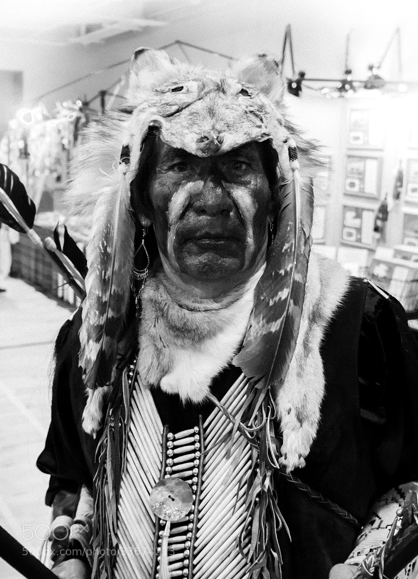 Photograph Coyote Dancer by James Herzog on 500px