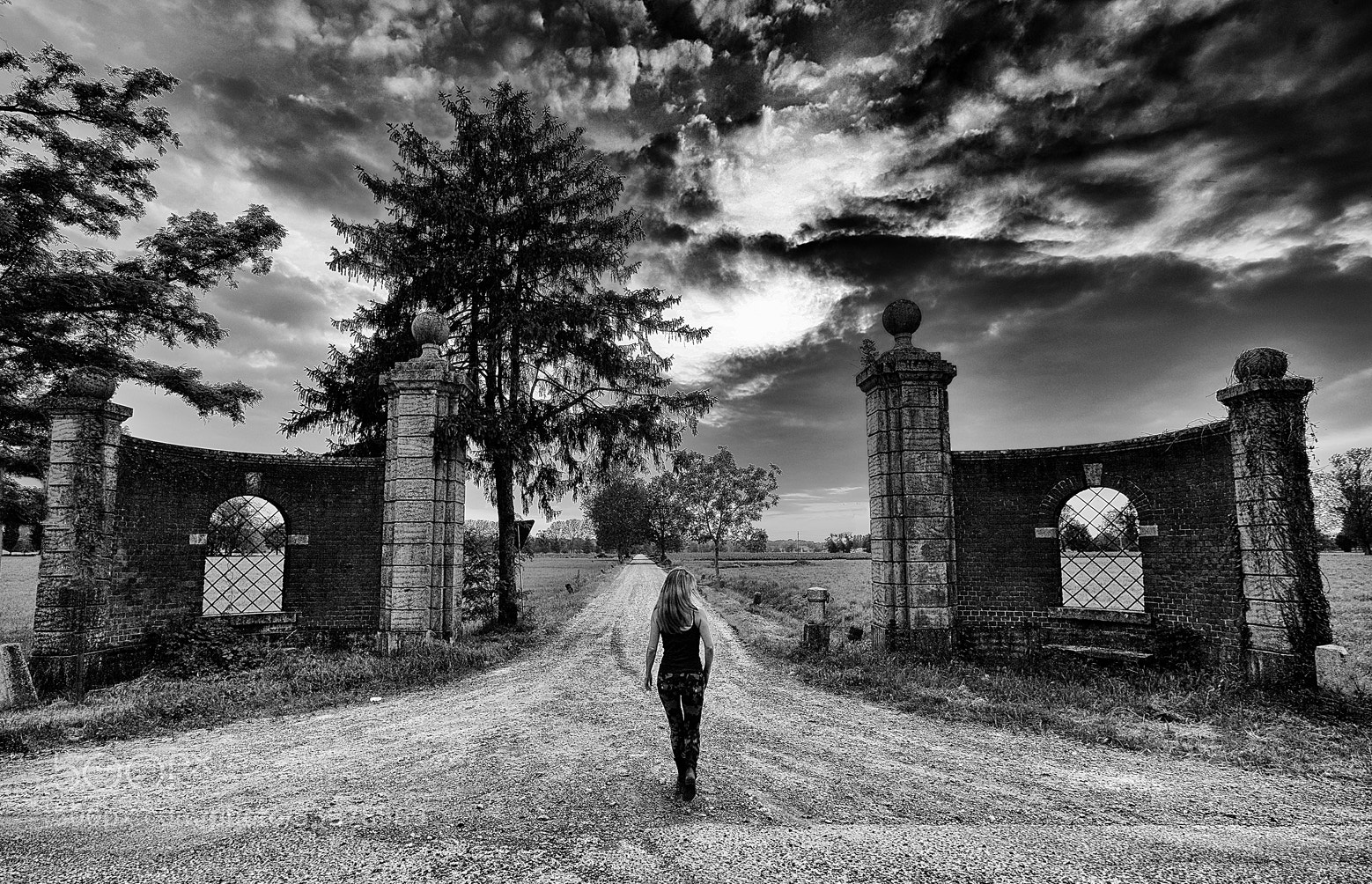Photograph The gate by Marco Redaelli on 500px