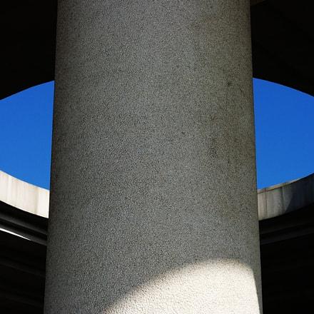 Pillar and sky light