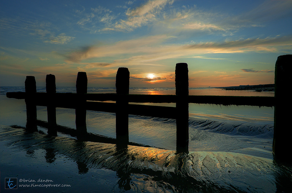 Photograph breakwater by Brian Denton on 500px