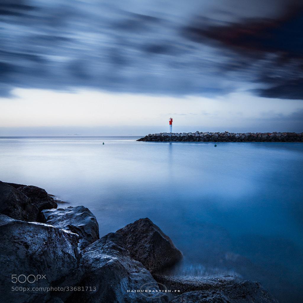 Photograph Stormy wake up by Bastien HAJDUK on 500px