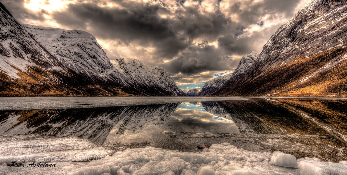 Photograph Reflection by Rune Askeland on 500px