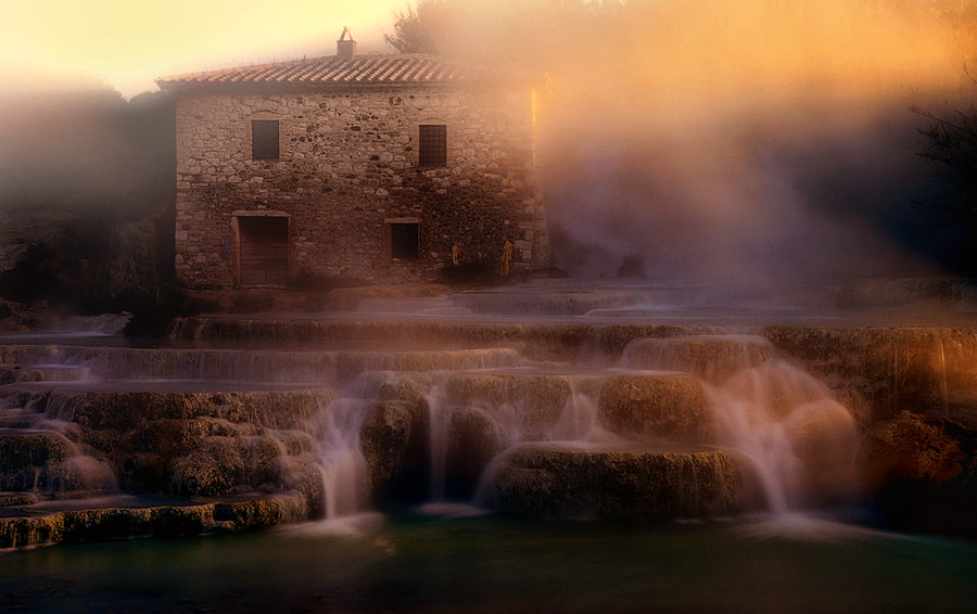 Photograph Morning in Saturnia by Izidor Gasperlin on 500px