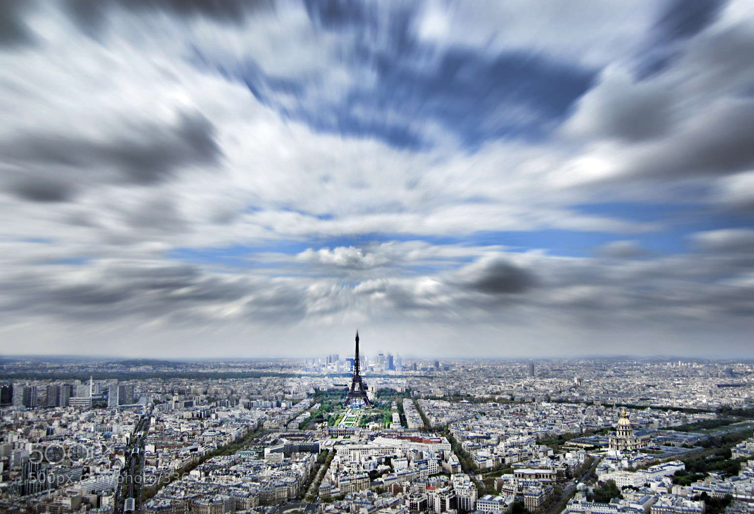 Photograph Eiffel Tower by lei  on 500px