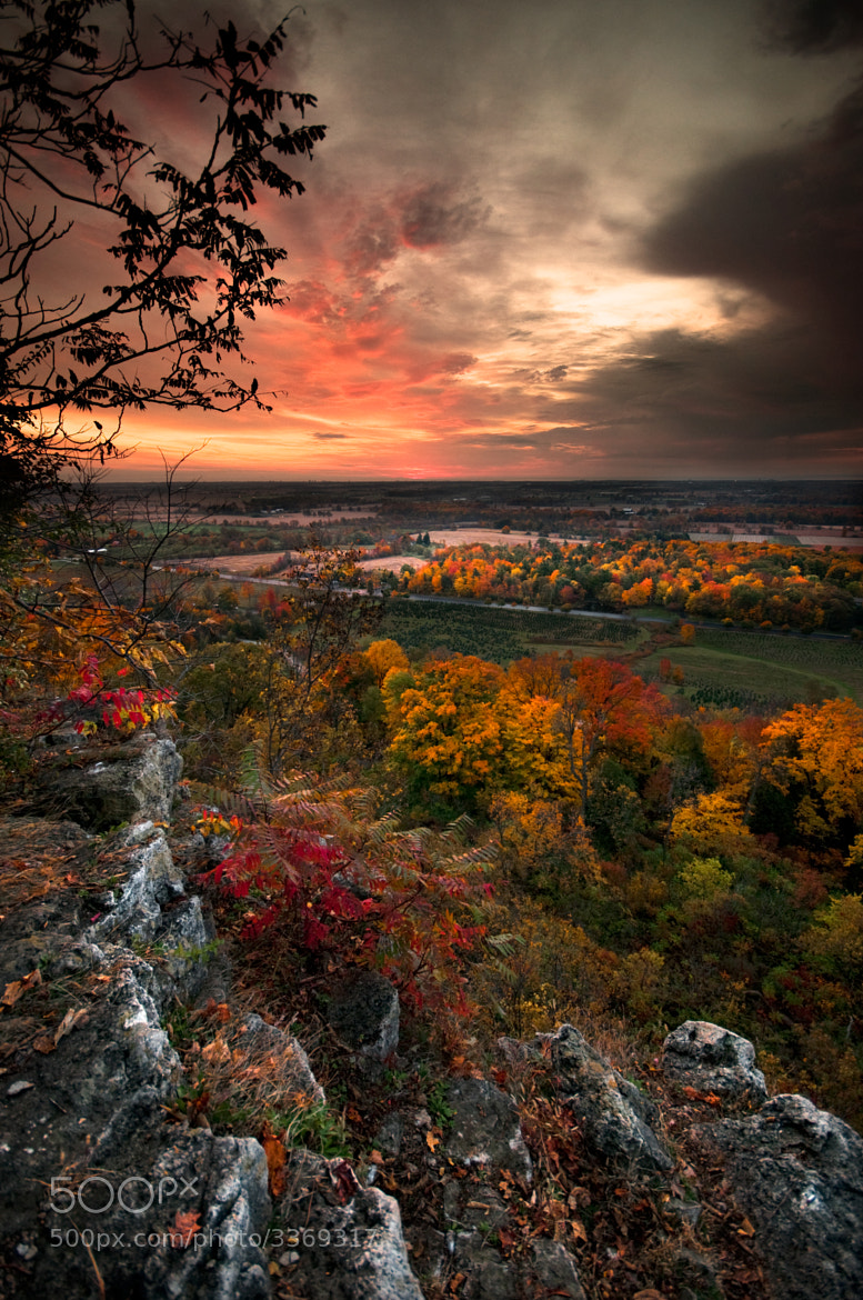 Photograph Autumn Sunrise by Insight Imaging John Ryan  on 500px