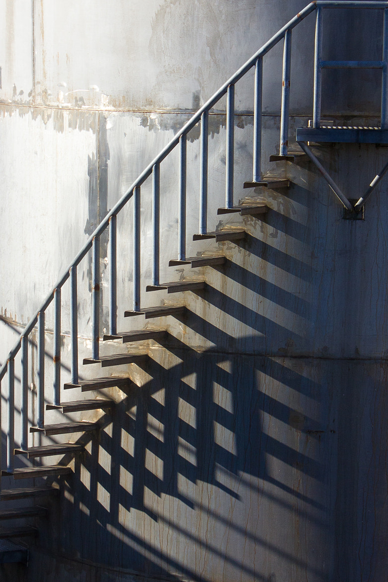 Photograph Floating Stairs by Cat Macnaughtan on 500px