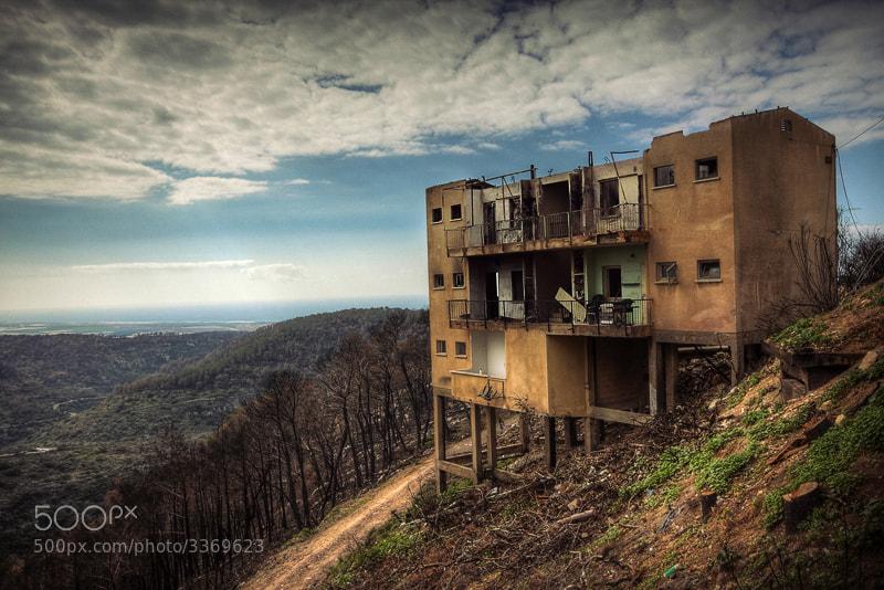 Photograph Beit Oren by Shay Sapir on 500px