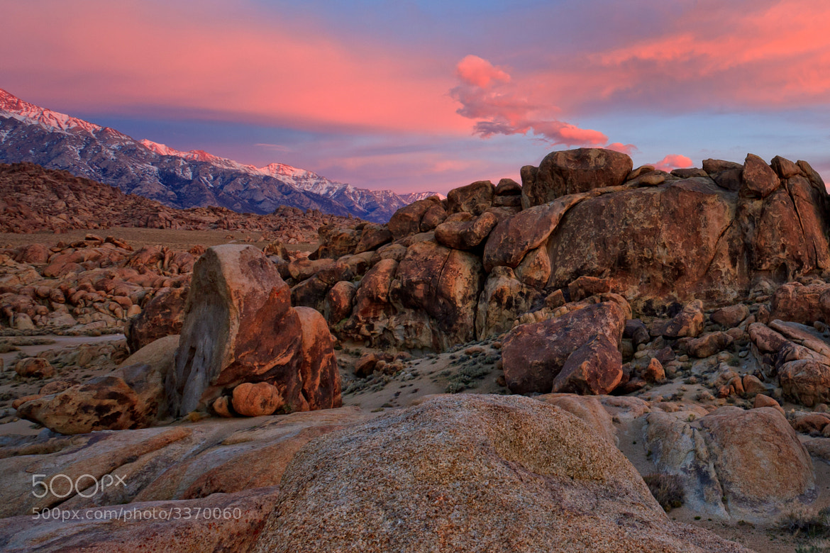 Photograph Alabama Hills by Helminadia Ranford on 500px