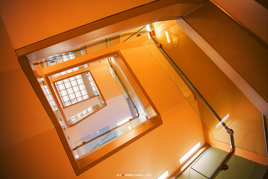 Photograph Stairs by Alessandro Calza on 500px