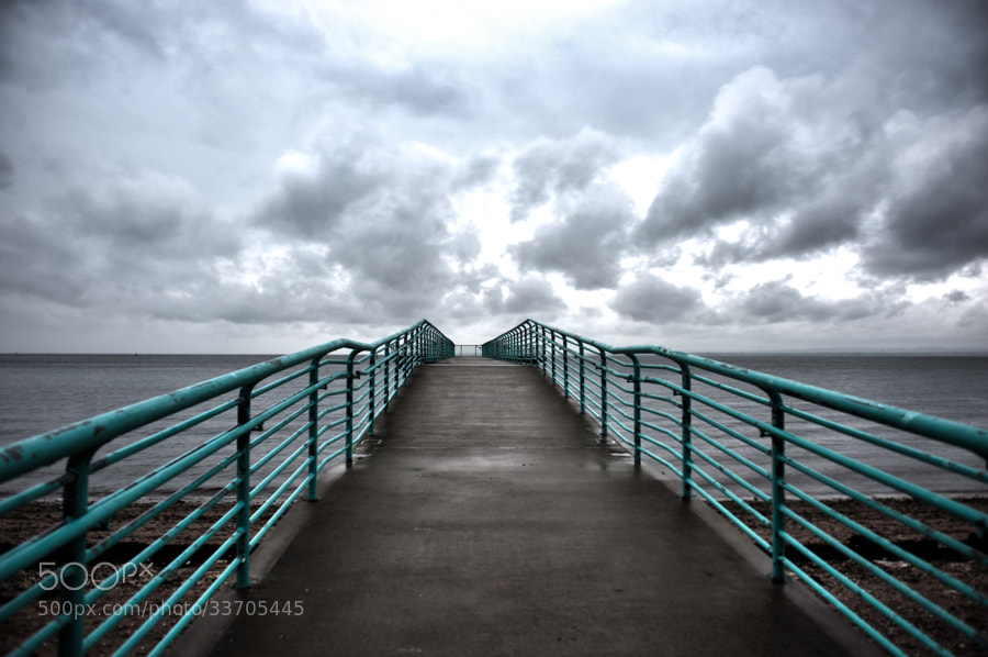 Photograph Long Walk, Short Pier by R Davis on 500px