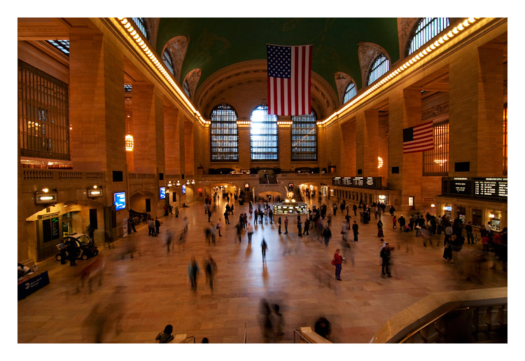 Photograph Central Station NY by José Maria Oliveira on 500px