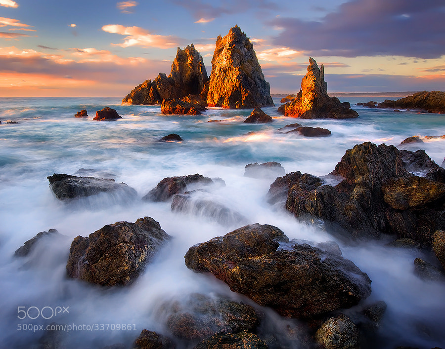 Photograph The Three Sisters by MONSTERMICKY ! on 500px