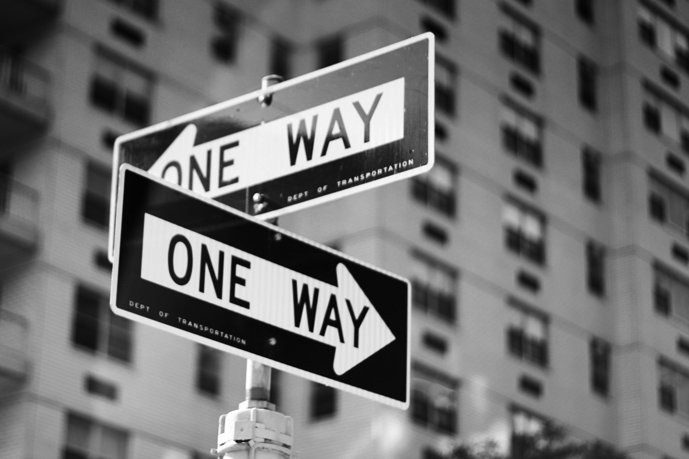 Photograph one way by Hans Fischer on 500px