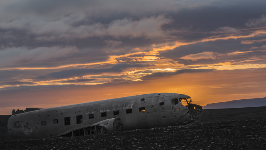 Photograph Wrecked II by Christoph Balzer on 500px