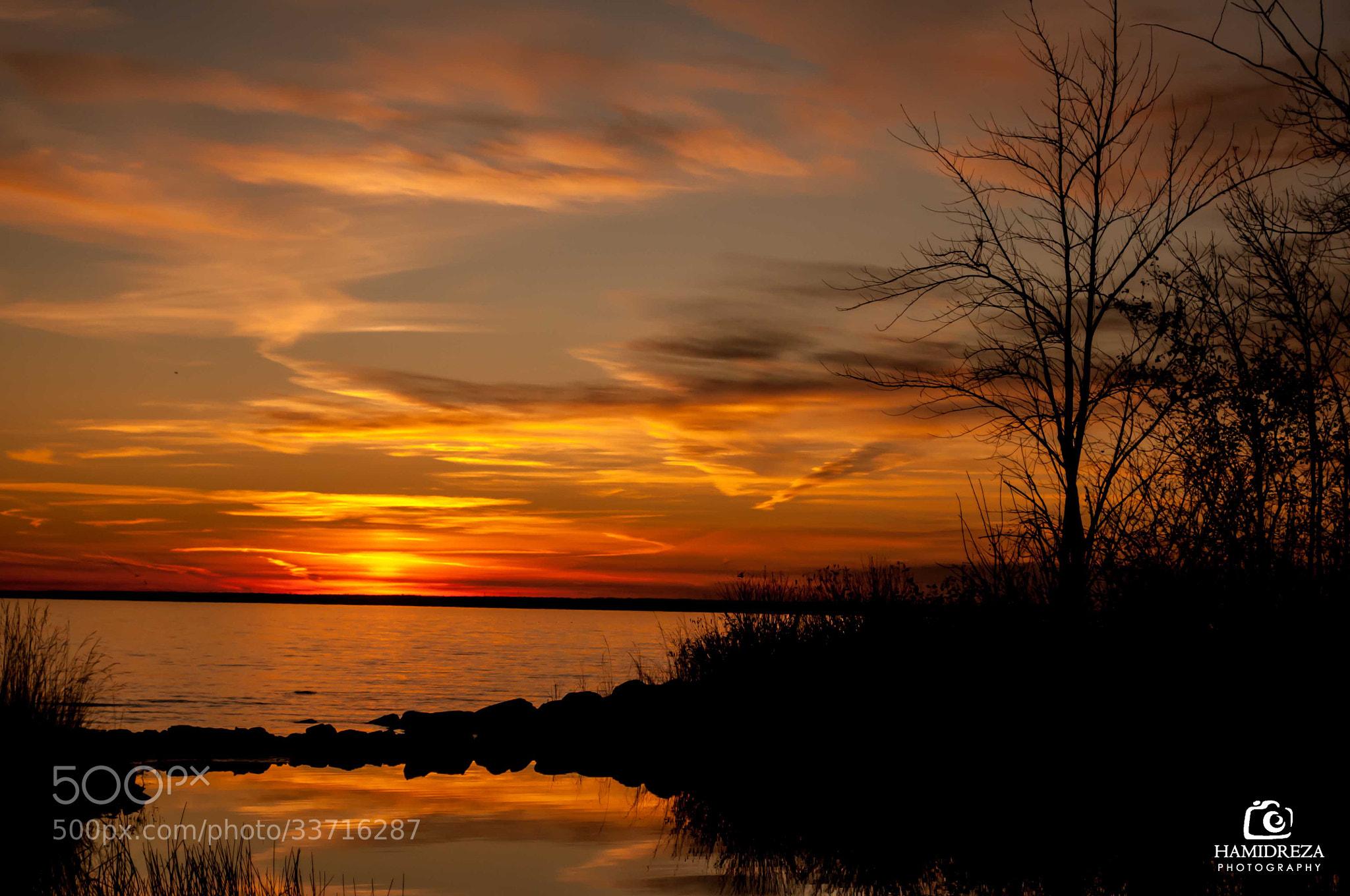 Photograph Sensational Sunset by Hamidreza Es on 500px