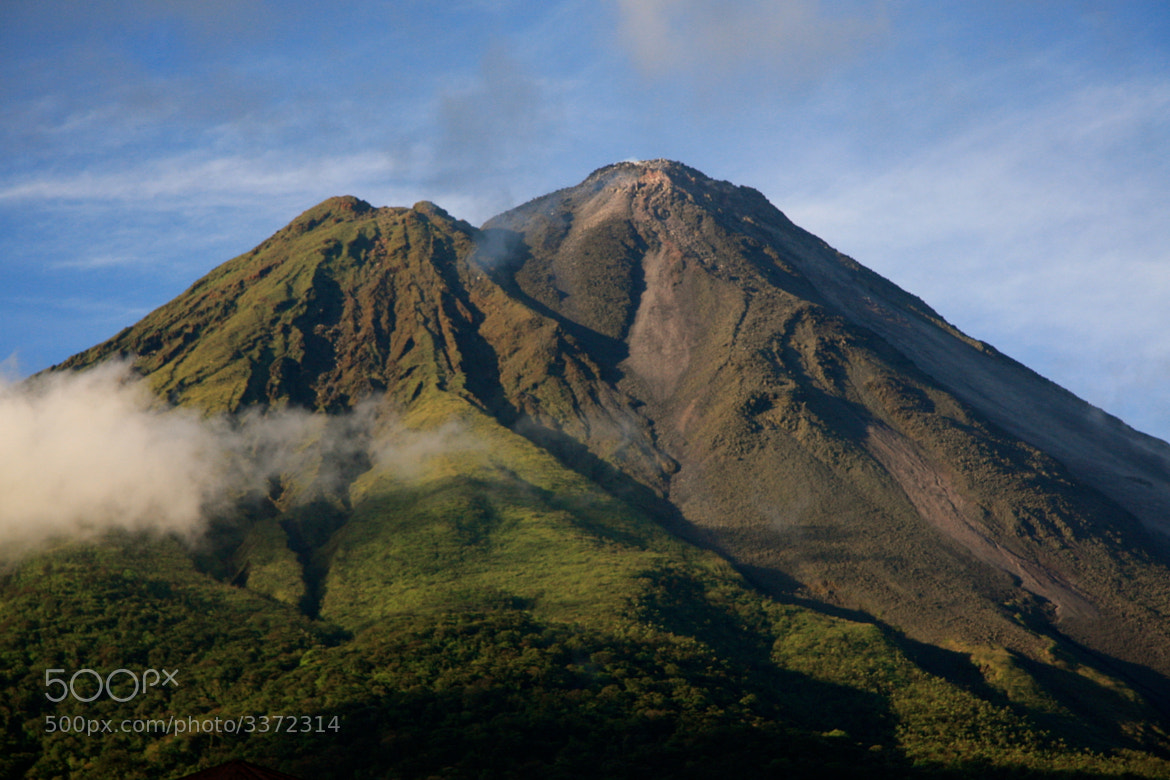 Photograph Arenal, from El Silencio by John McGean on 500px