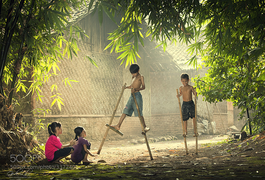 Photograph We Play by I Gede Lila Kantiana on 500px
