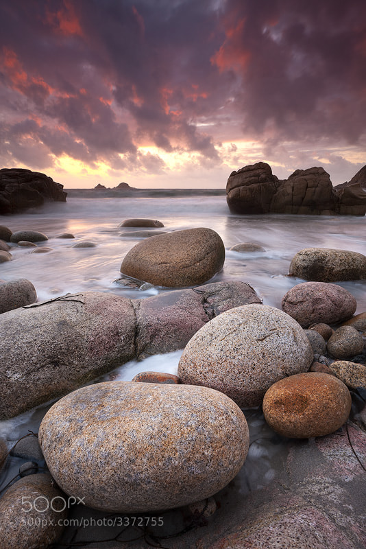 Photograph On Granite Shores by Adam Burton on 500px