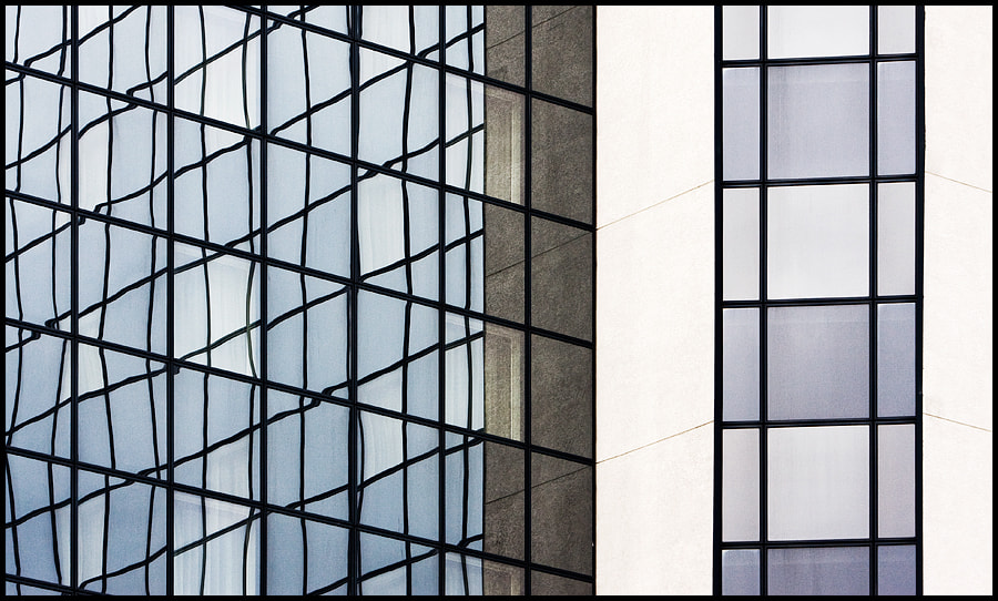Photograph Geometry + Abstract by Lukasz Malkiewicz on 500px