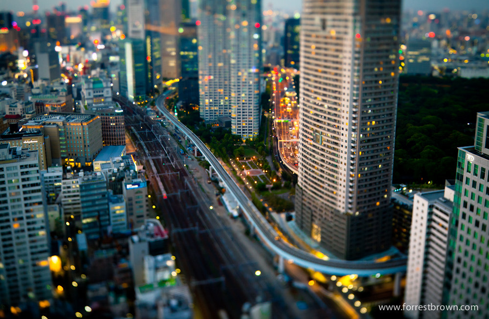 Photograph Mini Tokyo by Forrest Brown on 500px