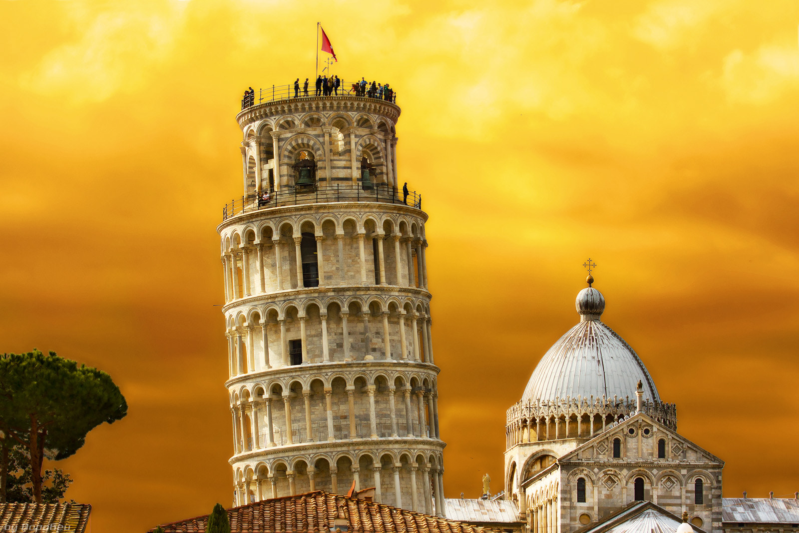 Photograph Tower of Pisa by Dmitriy Vorobey on 500px