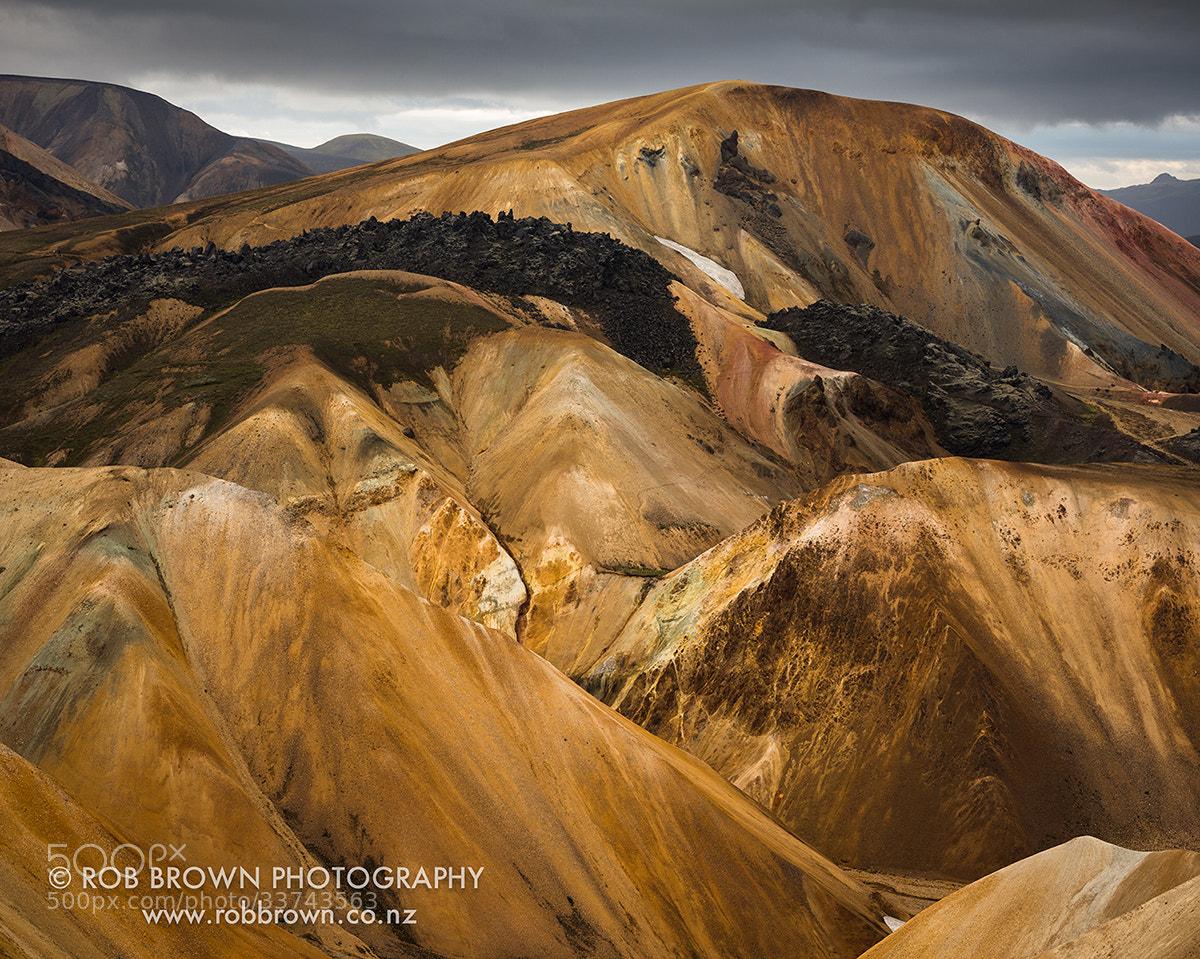 Photograph Landmannalauger by Rob Brown on 500px