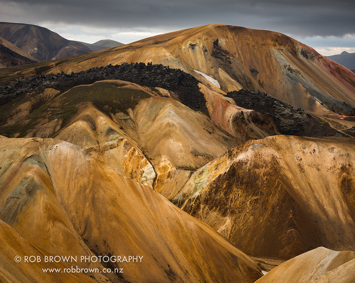 Photograph Landmannalauger by Rob Brown on 500px