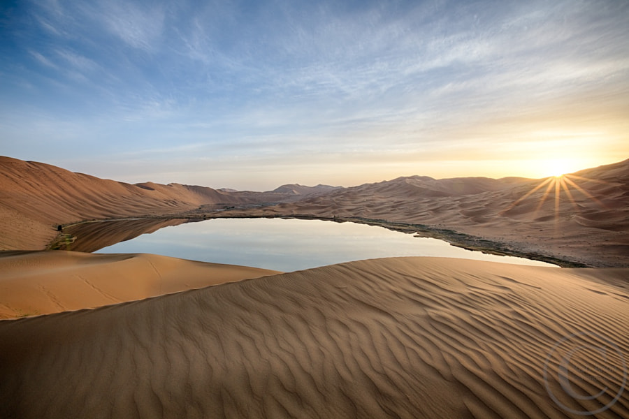 Desert Sunrise by Josh Anon on 500px.com