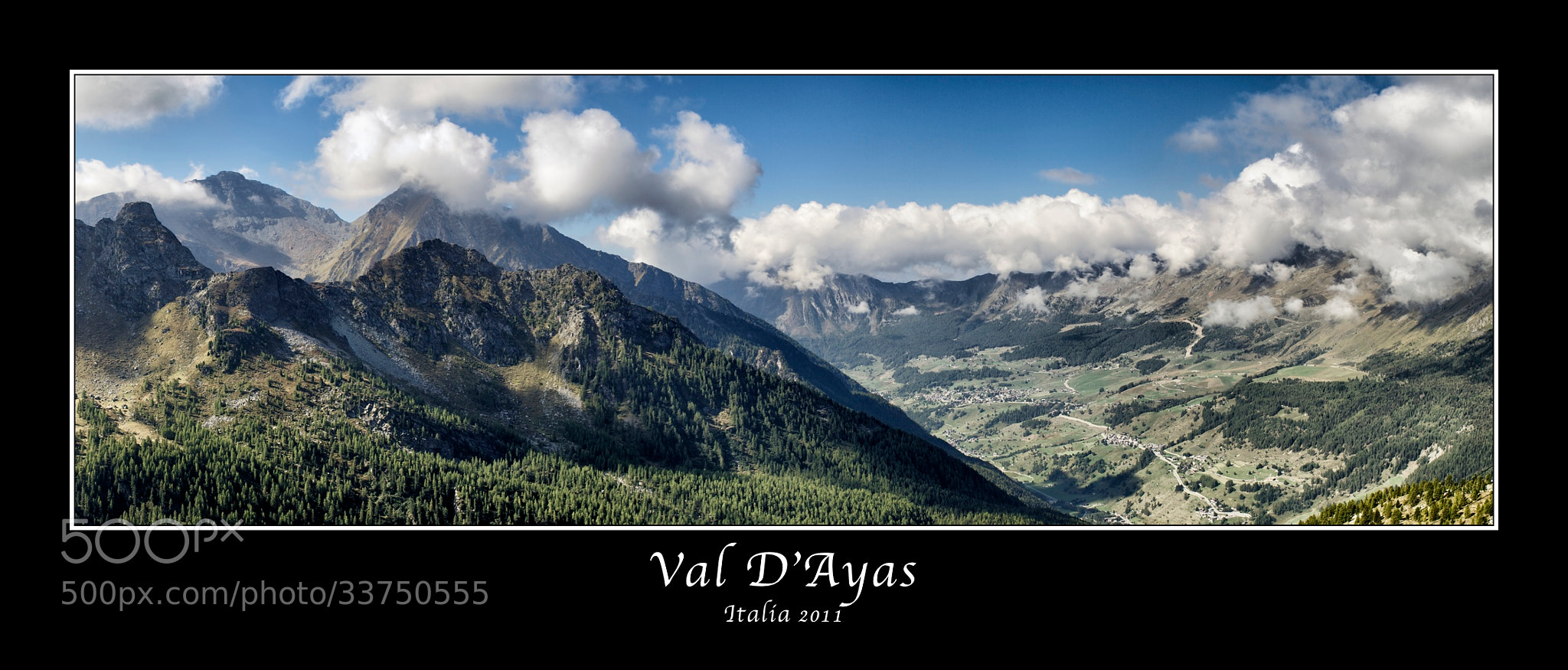 Photograph Val d'Ayas by Fede Ranghino on 500px